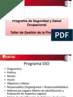 Programa SSO