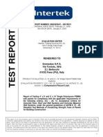 INTERTEK Compression-Flexural Test Report Final