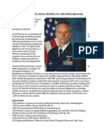 Theisen Military Bio