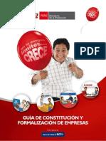 Guia Constitución Empresas 2014