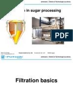 Filtration Training