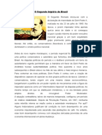 O Segundo Império Do Brasil
