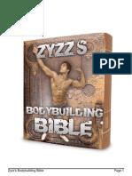Zyzz Bible