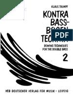 KlausTrumpf - Kontrabass-Bogen Technik Copy