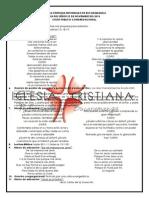 Culto Dominical 23 de Noviembre de 2014 (1)