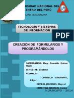 Creación de Formulario Con Vbc