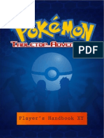 Players Handbook XY