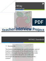 kuberski kelsey  capps ariel 6 2 teacher interview project