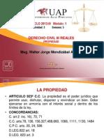 5 PROPIEDAD derecho civil