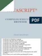 Javascript&Ajax