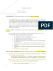 Salesforce Activity HANDOUT
