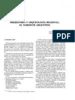 Marta Ruiz Arqueologia Del Noroeste Argentino .