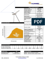 3kW Spec Sheet Hummer Wind Power
