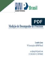 Abpmp Medicao Desempenho Processos