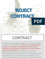 Project Contracts