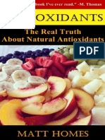 Antioxidants the Real Truth About Natural Antioxidants
