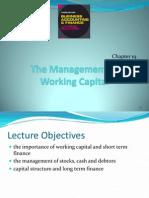 Working Capital(1)