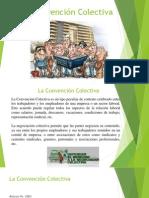 La Convención Colectiva Presentación.