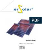 Secpral Panouri Solare Ritter Solar