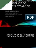 CICLO DEL AZUFRE 5B.pptx