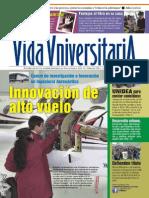 Vida Universitaria 256 UANL