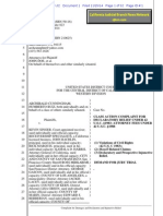 Class Action Complaint for Declaratory Relief Under 42 USC 1983 - Archibald Cunningham v Kevin Singer Receivership Specialists Et - US District Court Central District of California - Unauthorized Practice of Law-Based Civil Rights Violations 42 USC 1983