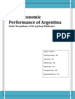 Argentina-Sample Project Report