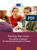 Facing the crisis The coping strategies of unemployed people in Europe