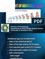 Assesment of Gestational Age_magister