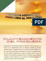 PROYECTO PANADERIA