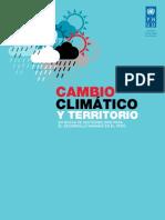 Cambio Climático y Territorio