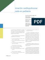 Reanimacion Cardiopulmonar Avanzada en Pediatria