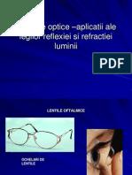 Lentilele Optice