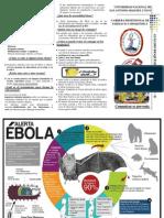 triptico ebola