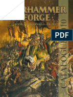 Warhammer Forge 2011 Catalogue