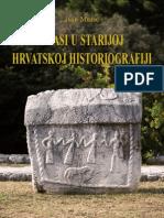 Vlasi u Starijoj Hrvatskoj Historiografiji