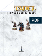 Citadel Bitz and Collectors Catalogue 2008