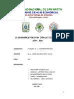 El Peru en Los Años 1950 - 1960 - Aspectos Economicos