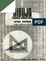 Vol6 Letra Tecnica