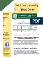 2015 Spring Shaw Newsletter Updated 5
