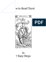 How to Read Tarot in 7 Easy Steps