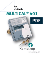 Kampstrup Multical 401 5512 109 GB
