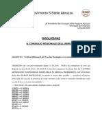 Risoluzione n.8 Del 25-11-2014 - Meningitec