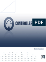 Controller Editor Manual German