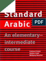 Standard Arabic, An Elementary-Intermediate Course