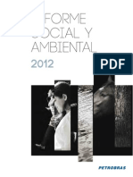 Reporte de Sustentabilidad Petrobras 2012