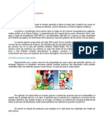 1.1 Concepto e Introducción a La Química