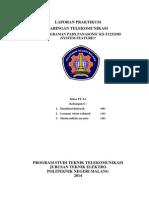 Percobaan 1 Pemrograman Pabx Kxt7030