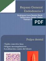 Repaso General Endodoncia I