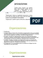 Organizaciones educativas